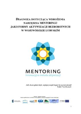 Diagnoza dotyczaca wdrożenia mentoringu